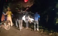 Tài xế lái BMW gây tai nạn rồi bỏ chạy, đâm CSGT bị thương