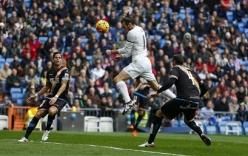 BBC ghi 9 bàn, Real Madrid vùi dập Rayo Vallecano