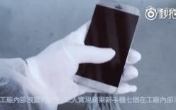 Rò rỉ hình ảnh thực tế của Iphone 7