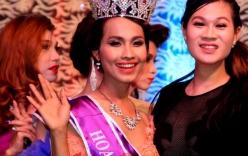 Nhan sắc hoa hậu chuyển giới đầu tiên ở Việt Nam