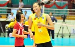 Nữ VĐV bóng chuyền cao nhất Việt Nam đầu quân cho đội bóng Thái Lan