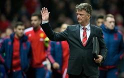 Cầm hòa Chelsea: Van Gaal tuyên bố không từ chức