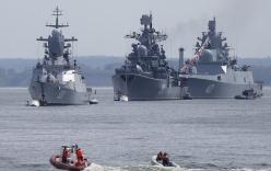 Vì sao sức mạnh Hải quân Nga khiến Mỹ