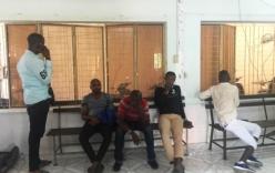 Tạm giữ 21 người gốc Phi nghi dính líu ma túy, mại dâm nam