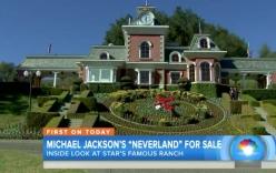 Cận cảnh bên trong trang trại hơn 2000 tỷ của Michael Jackson
