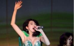 Sao Việt xấu tuần qua: Thủy Tiên chọn trang phục có phần phản cảm trên sân khấu