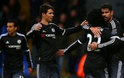 Tổng hợp trận đấu Crystal Palace 0-3 Chelsea: Chiến thắng thuyết phục