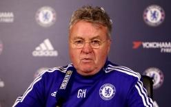 Hiddink nói gì sau chiến thắng đầu tiên dẫn dắt Chelsea?