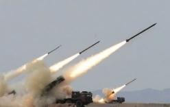 Lực lượng Tên lửa Trung Quốc thị uy sức mạnh đầu năm