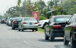 12 xe công chở cán bộ đi đám giỗ nhà em gái Chủ tịch tỉnh