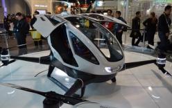 Trung quốc: Ra mắt máy bay không người lái chở người Ehang 184