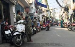Hàng trăm cảnh sát bao vây, bắt trùm ma túy ở Sài Gòn