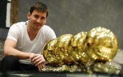 Quả bóng vàng FIFA 2015: Ai qua mặt được Messi?