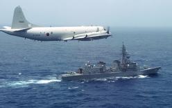 Nhật sắp điều máy bay P-3C tới tuần tra Biển Đông