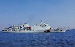 """Trung Quốc có thể đưa tàu tuần tra """"quái vật"""" tới Biển Đông"""