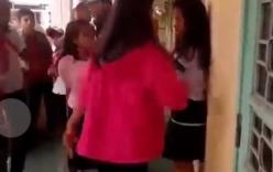 Thông tin về bốn nữ sinh đánh hội đồng bạn gái trong trường học