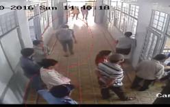 Video: Nam thanh niên xông vào bệnh viện truy sát bệnh nhân