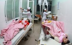 Hưng Yên: 34 công nhân phải nhập viện vì ngộ độc thực phẩm
