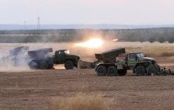 Quân đội Syria thắng dồn dập trên mọi mặt trận, khủng bố sắp tàn?
