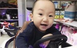 Con trai ca sỹ Tuấn Hưng bước đi 1-2 cực đáng yêu