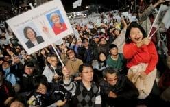 Bà Thái Anh Văn trở thành nữ lãnh đạo đầu tiên của Đài Loan