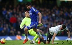 Chelsea hòa kịch tính Everton, Guus Hiddink vẫn bất bại