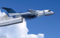 Máy bay tách rời cabin giúp cứu mạng khi máy bay gặp nạn?