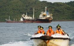 Cam go cuộc chiến chống tội phạm trên biển