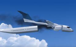 Xem máy bay tự tháo rời cabin cứu người khi gặp nạn