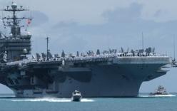 Mỹ tăng cường siêu tàu sân bay thứ 2 đến châu Á