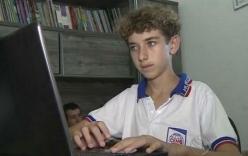 Nam sinh 14 tuổi trở thành sinh viên y khoa trẻ nhất Brazil
