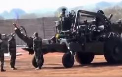 Top video hot ngày 20/01: Lính pháo binh tập trận theo phong cách
