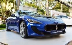 Siêu xe sang Maserati 9,2 tỷ tại Việt Nam đã có chủ