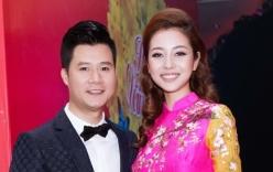 Jenifer Phạm và chồng cũ Quang Dũng chụp ảnh chung