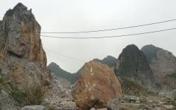 Sập mỏ đá ở Thanh Hóa 3 người chết, nhiều người mắc kẹt