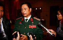 Thượng tướng Võ Tiến Trung: