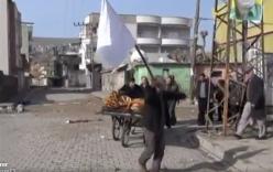 Video: Quân đội Thổ Nhĩ Kỳ xả súng vào đám rước dân thường
