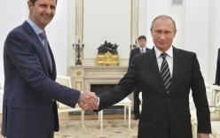 Nga lên tiếng về thông tin yêu cầu Tổng thống Assad từ chức
