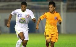 Góp mặt nhiều cầu thủ U23 Việt Nam, HAGL vẫn bại trận