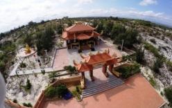 Mục sở thị lăng mộ 10 tỷ độc nhất vô nhị trên vùng sa mạc Quảng Bình