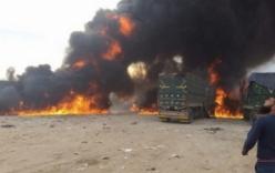 Nga tiêu diệt đoàn xe chở vũ khí từ Thổ Nhĩ Kỳ vào Syria