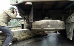 Trung tá CSGT hy sinh khi điều tiết đoàn xe qua đoạn đèo có tuyết