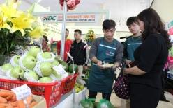 350 DN tham gia Hội chợ Nông lâm thủy sản Xuân 2016