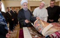 Italia che tượng khỏa thân đón Tổng thống Iran khiến dân nổi giận