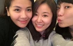Lâm Tâm Như trẻ trung đón sinh nhật ở tuổi 40