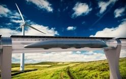 Quá trình hoạt động của tàu siêu tốc 1.200 km/h sắp thành hiện thực