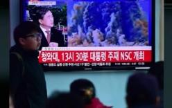 Mỹ: Triều Tiên có thể đã thử bộ phận bom nhiệt hạch