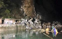 Ba người tử vong do sạt lở núi tại Quảng Ninh