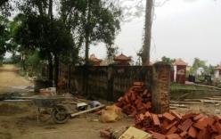 Công an vào cuộc vụ đào mộ mới chôn, trộm tử thi ở Thanh Hóa