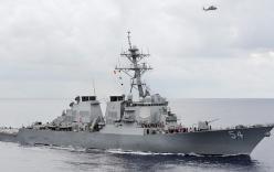 Trung Quốc tức giận nói Mỹ vi phạm lãnh hải ở Hoàng Sa